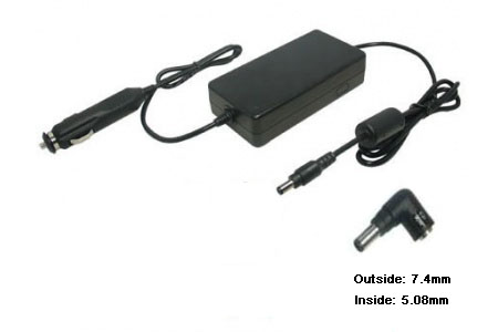 Dell Inspiron 6400 Laptop Car Charger, Dell  Inspiron 6400 Power Supply/Adapter