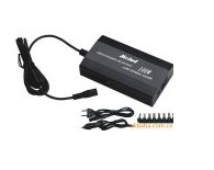 AC/DC (HOME and CAR) laptop computer power adapter - 100W